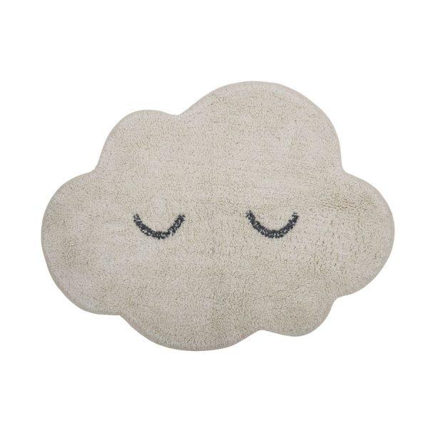 Felhő alakú gyerekszoba szőnyeg