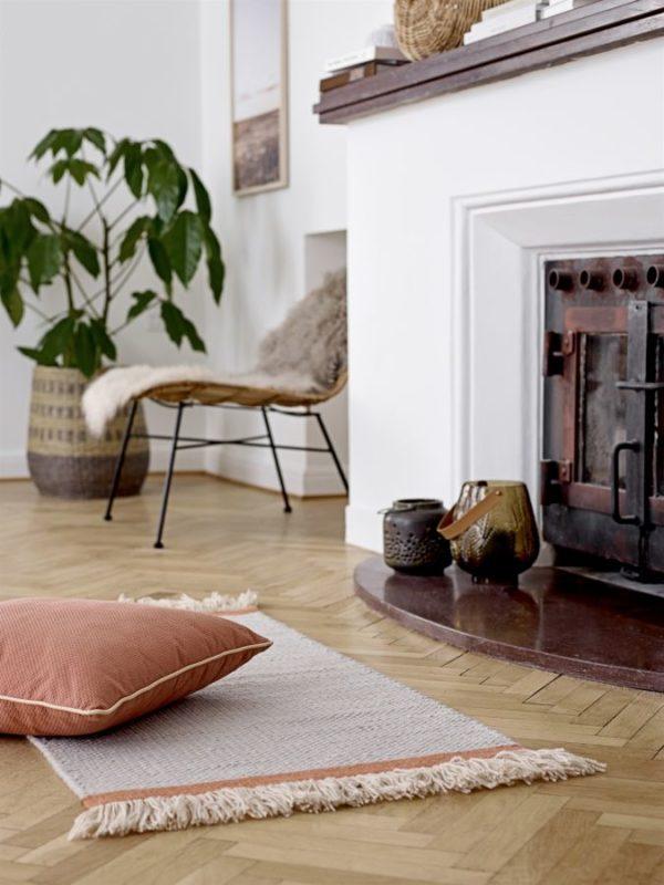 Gyapjú szőnyeg pasztell szín