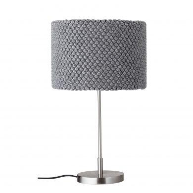 Asztali lámpa gyapjú burával