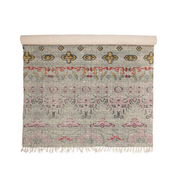 Bohém mintás pamut szőnyeg