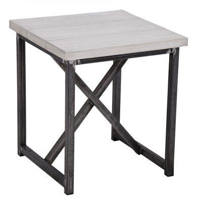 skandináv kisasztal