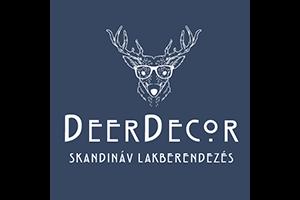 DeerDecor skandináv lakberendezési webáruház