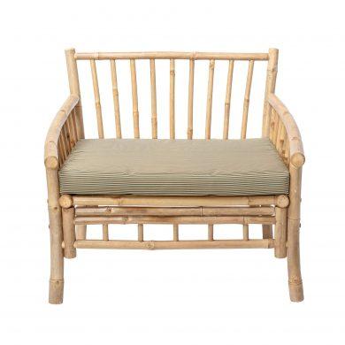 Kerti bambusz pihenő fotel