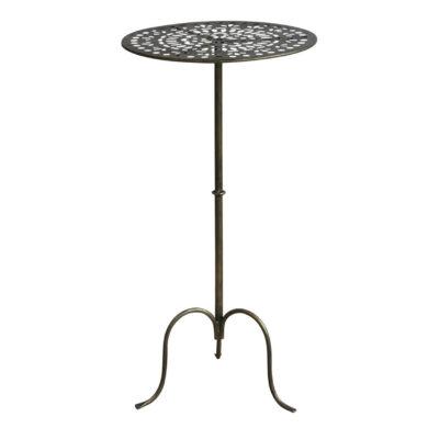 Bronz asztalka